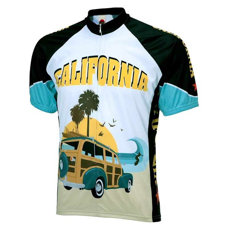 California Woody Jersey
